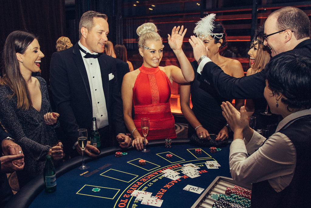 VEGAS NIGHTS - Fun Casino & Prop Hire