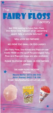 Fantastic Fairy Floss & Party Hire