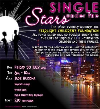 singles events brisbane