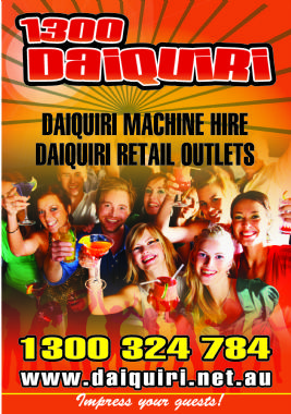 1300 Daiquiri Melbourne