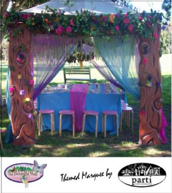 FAIRY MARQUEE by PARTI PETITE
