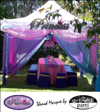 PRINCESS MARQUEE by PARTI PETITE